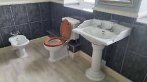 Sanitan Bathroom Set
