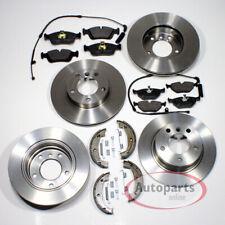 Bmw 3er E36 - Bremsen Bremsscheiben Set Beläge Backen Sensoren für vorne hinten