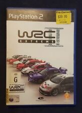 WRC 11 EXTREAME - Playstation 2, PS2.  Complete with book.  Fast free postage.