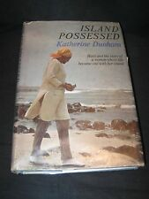 Katherine Dunham Island Possessed HB DJ First edition 1969 Library used