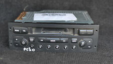 PEUGEOT 307 RADIO CASSETE Player Unidad 96454436xt00
