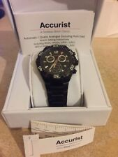 accurist mens watch chronograph