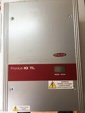 Fronius IG TL 3.0 - 3 KW Solar PV Inverter 3000 Watts