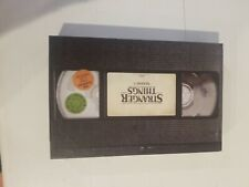 Stranger Things Season 1 One 4k Ultra HD Blu Ray Target Edition 191764410522