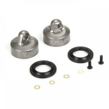 Team Losi Racing 16mm Bleeder Shock Caps  Aluminum TLR243034