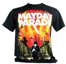 Mayday Parade Medium Size M New! T-Shirt (A Lesson In Romantics) 1357