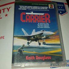 Carrier by Keith Douglass (2000, Cassette, Abridged)