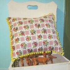 Bedroom Vintage/Retro Floral Decorative Cushions & Pillows