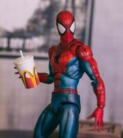 Mcdonalds Cup Diorama PROP ONLY Mezco, Marvel Legends, NECA 1/12