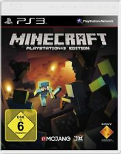 Minecraft Sony Playstation 3 PS3 NUEVO+emb.orig