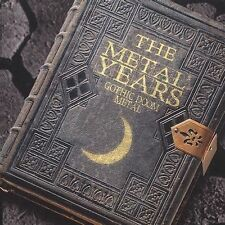 VARIOUS ARTISTS - GOTHIC DOOM: THE METAL YEARS NEW CD