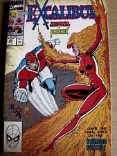 Excalibur n°20 1990 ed. Marvel Comics  [G.182]