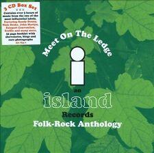 NEW Meet On The Ledge/An Island Folk-Rock Anthology (Audio CD)