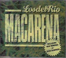 Los Del Rio- Macarena cd maxi single