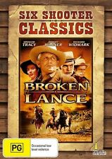 Broken Lance (DVD) WESTERN Spencer Tracy Robert Wagner [Region 4] NEW/SEALED