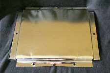 T9003-SS ~ 1926 - 27, Ford, Model T, Pickup Truck, Center Bed Plate. POLISHED SS