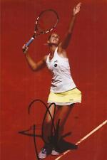 Tennis: Karolina Pliskova Signed 6x4 Action Photo+Coa *Wimbledon 2015*