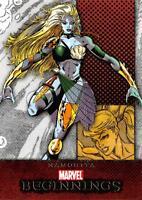 NAMORITA / Marvel Beginnings Series 1 BASE Trading Card #98