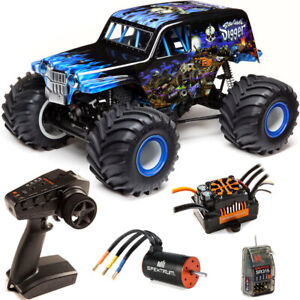 Losi LOS04021T2 LMT 4WD Solid Axle Brushless Monster Truck RTR Son-uva Digger