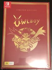 Owlboy - Nintendo Switch Limited Edition