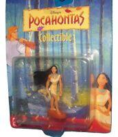 Disney Pocahontas Walking Figure PVC Collectible Vintage 1995 Cake Topper Sealed
