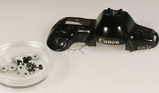 PRL) CANON EOS 1 N 1-N CALOTTA SUPERIORE FOTOCAMERA FOTORIPARATORE SPARE PARTS