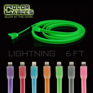 Color Cables Charge & Sync Data Cables ⚡️  Apple Lightning - 30 Pin - Micro USB