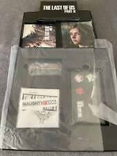 The Last Of Us Part II/2 Collector's Items: Steelbook + PS4 Game + DLC+ Armband