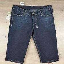 Tsubi Women's Short Jean Size 10 NWT Knck Knee W29 L13 Womens Shorts Ksubi (A47)