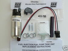 Genuine Walbro GSS342 + 400-766 KIT 255 LPH HP Fuel Pump 350Z, 370Z, G35,G37