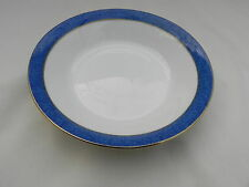 "AYNSLEY MERIDIAN BLUE frutta piattino ciotola 13.3 cm x 2.8 cm o 5.1 / 4 "", eccellente."