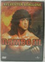 """Rambo III"" DVD NUOVO SIGILLATO - UNIVERSAL"