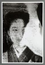 Nobuyoshi Araki Ltd. Ed. Photo Print 34x50cm Tokyo Autumn Face Portrait Cat B&W