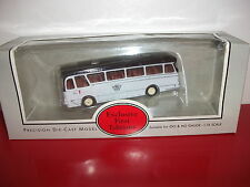 black & white harrington grenadier car bus EFE 1/76 exclusive first editions
