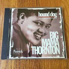 Big Mama Thornton - Hound Dog: The Peacock Recordings (CD, Dec-1992, MCA)