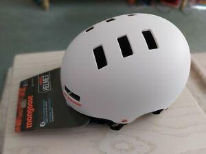 New Unused Mongoose Urban Youth/Adult Hardshell Helmet Medium 56/59cm