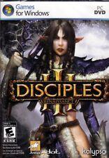 DISCIPLES III 3 Renaissance (Strategy RPG PC Game) Win 7/Vista