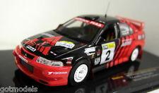 Ixo 1/43 Scale RAM514 Mitsubishi Lancer EVO VI 1st Rally Canberra 1999 diecast