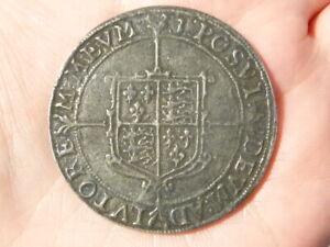Museum Souvenir coin Elizabeth I Pewter Base Metal MODERN  #R38