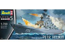 REVELL  KIT 1:700 NAVE MILITARE INCROCIATORE RUSSO PETR VELIKIY   ART 05151