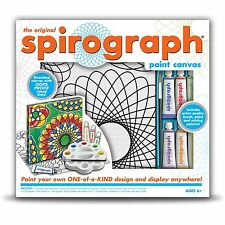 Spirograph Paint Your Own Canvas #357995 9912