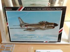 Modelkit Special Hobby F-86K Sabre DOg Nato All Weather Fighter on 1:72 in Box