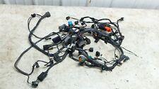 12 Triumph Speed Triple 1050 wire wiring harness loom
