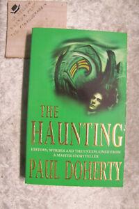 The Haunting - Paul Doherty p c OzSellerFasterPost!