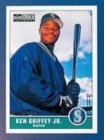 Ken Griffey Jr #275 (1998 Collector Choice) Baseball Card, Seattle Mariners, HOF