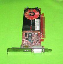 ATI FirePro 3D V3800 512MB GDDR3 Grafikkarte DVI und Display Port 608886-001
