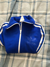 vintage adidas originals ladies europa old school retro 1970's track jacket