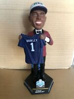 Saquon Barkley New York Giants 2018 FOCO Draft Day Bobblehead NIB FLASH SALE