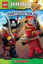 Pirates vs. Ninja (LEGO Ninjago: Reader) by West, Tracey