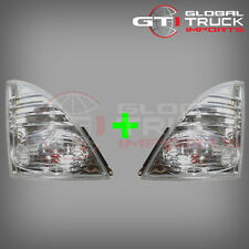 HINO PRO 500 SERIES CLEAR BLINKERS L/H & R/H 2003 ONWARDS (HM03-CBL + HM03-CBR)